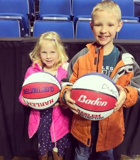 Family Fun with the Harlem Globetrotters