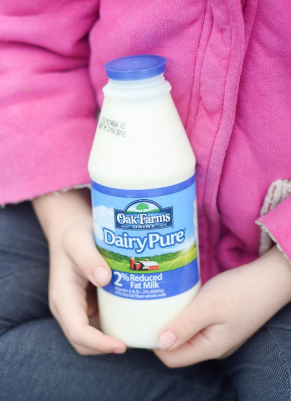 Go for the Gold with DairyPure #DairyPureGold #ad