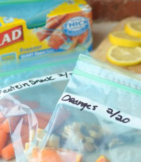 5 Simple Tips for Food Prep