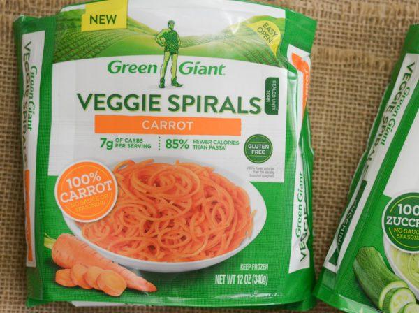 Green Giant Veggie Spiral Bowls