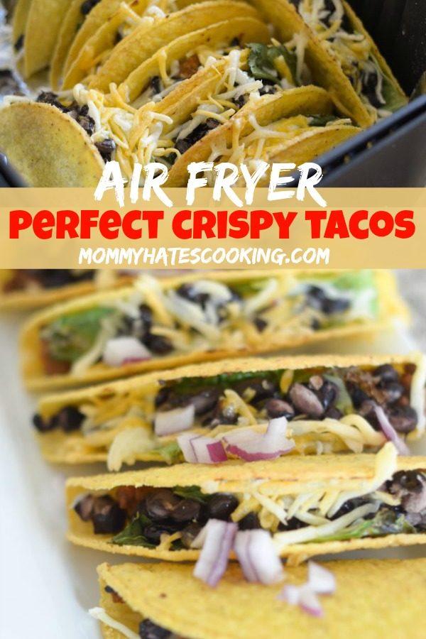 Air Fryer Tacos #GlutenFree #AirFryer