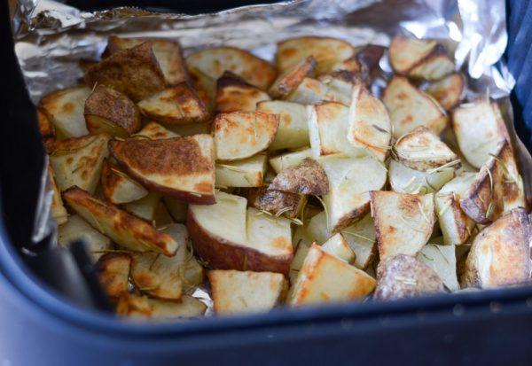 Air Fryer Roasted Potatoes