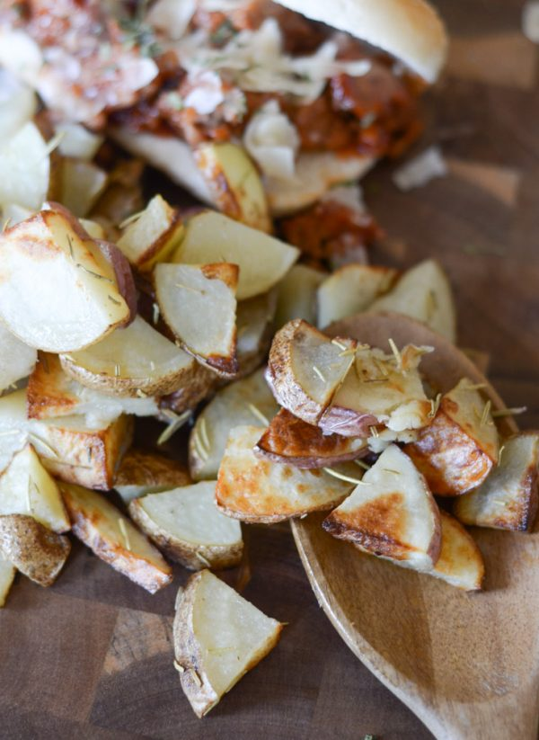 Air Fryer Roasted Potatoes