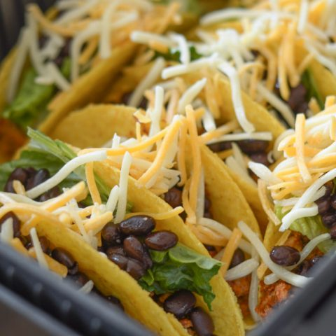 Air Fryer Tacos