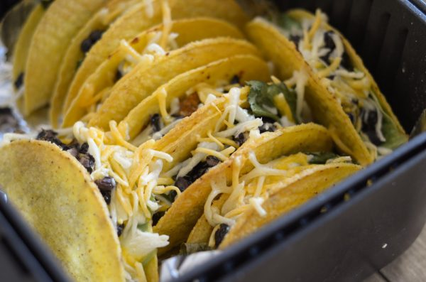 How to Make Air Fryer Tacos