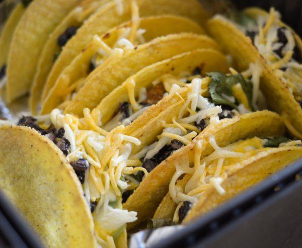 Air Fryer Tacos