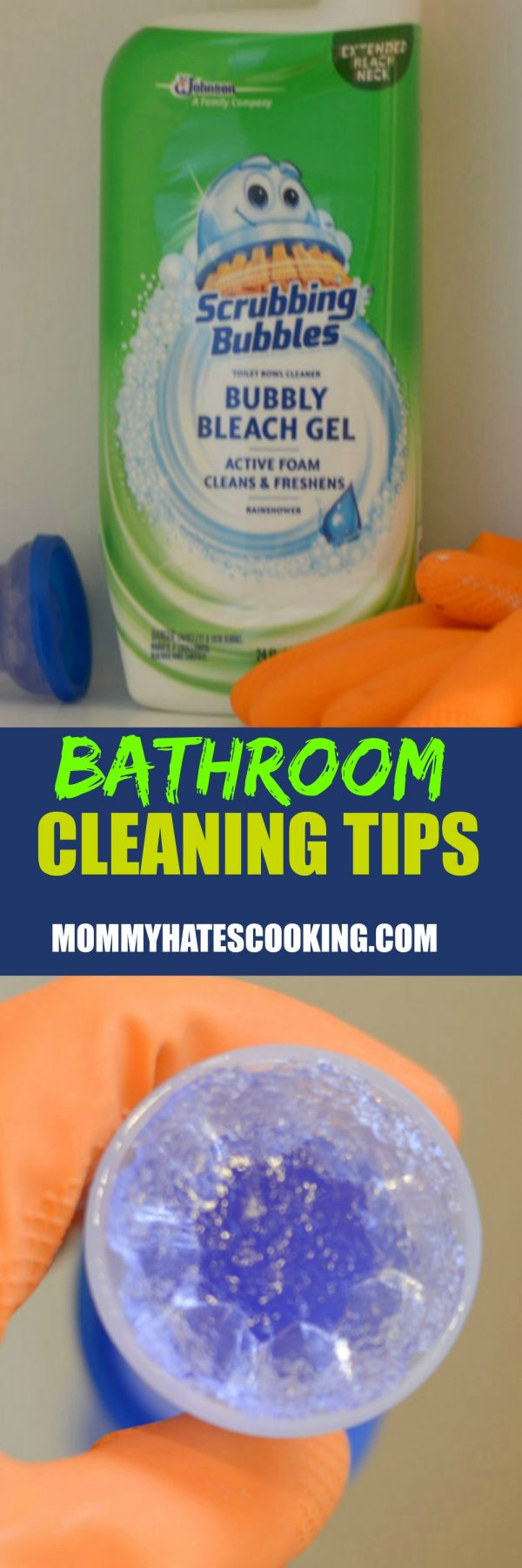 5 Quick Tips to Keep the Bathroom Clean #ExtendtheClean #ad