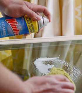 Give Life a Sparkle with Windex® Foaming Glass Cleaner