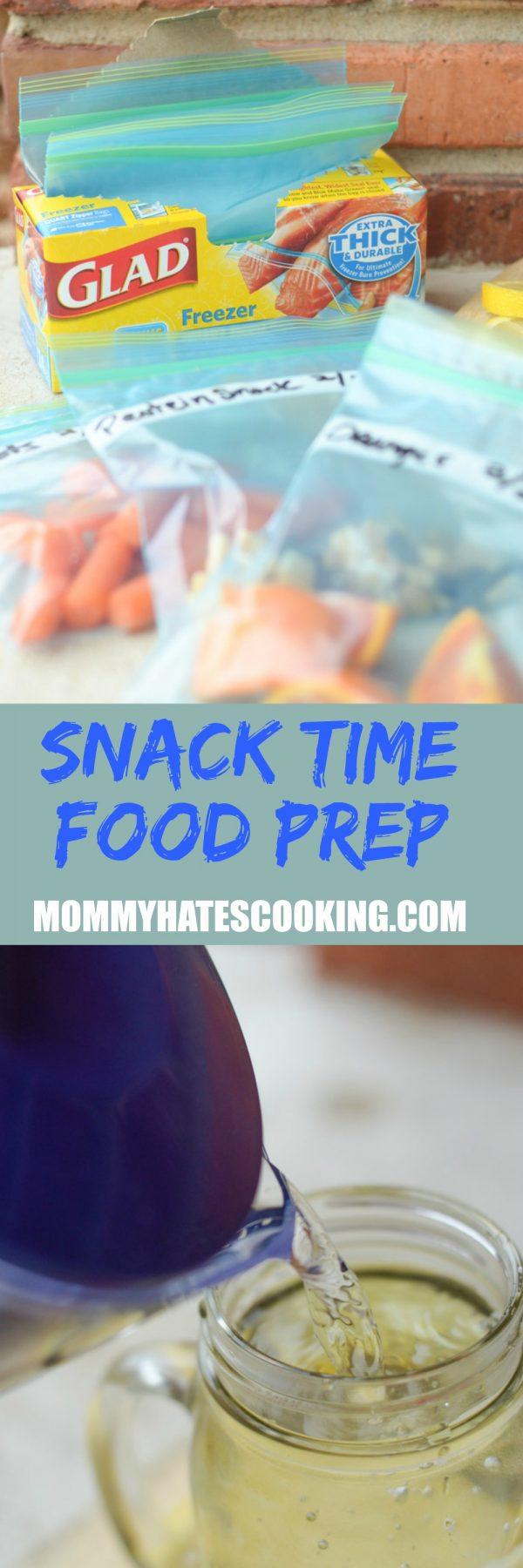 5 TIPS FOR FOOD PREP