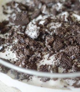 Gluten Free Cookies & Cream Fluff Recipe