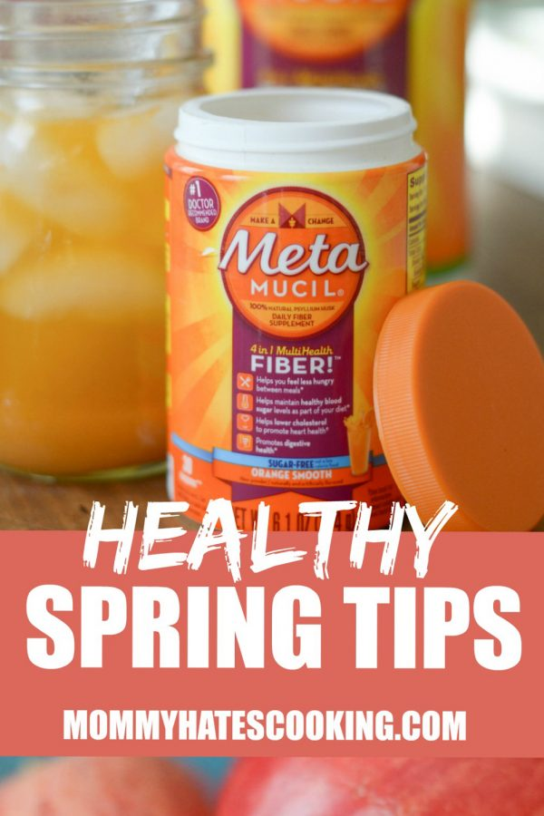Healthy Spring Tips