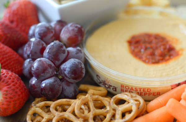 Easy Summer Gluten Free Cheese Board