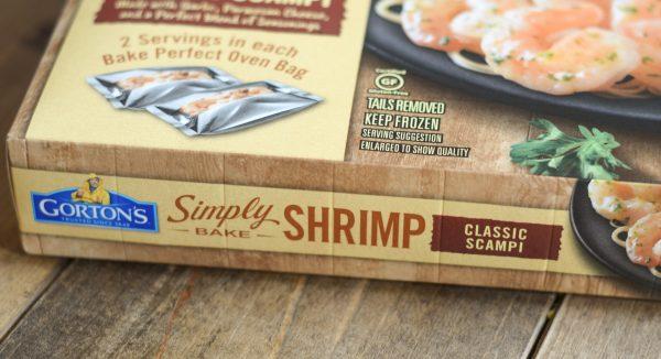Gluten Free Shrimp Scampi with Spaghetti Squash #TrustGortons #AD
