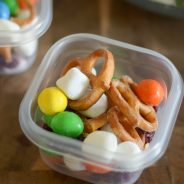 Sweet & Salty Trail Mix + Road Trip Tips