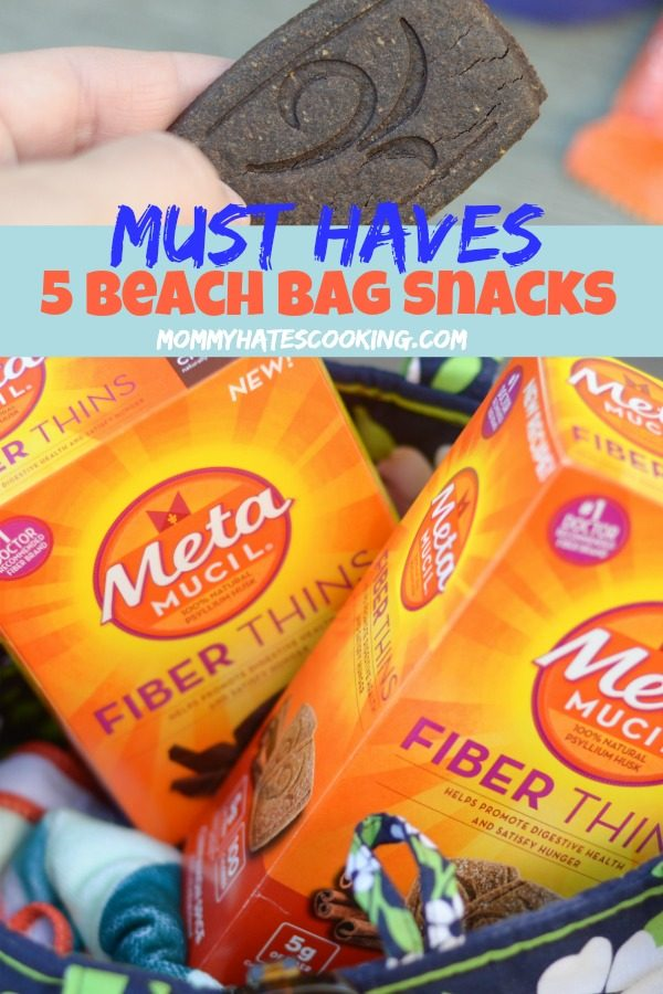 5 Healthy Beach Bag Snack Ideas