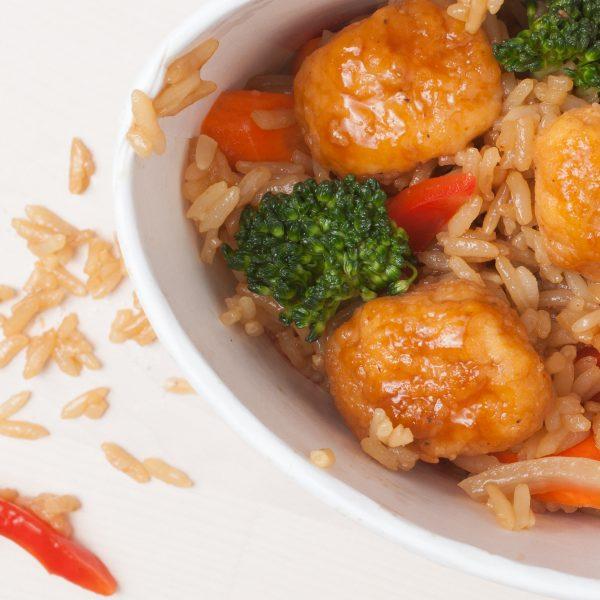 Make Dinner Easy with Tai Pei