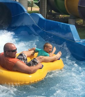 What to Expect at White Water Bay
