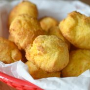 Easy Air Fryer Hush Puppies