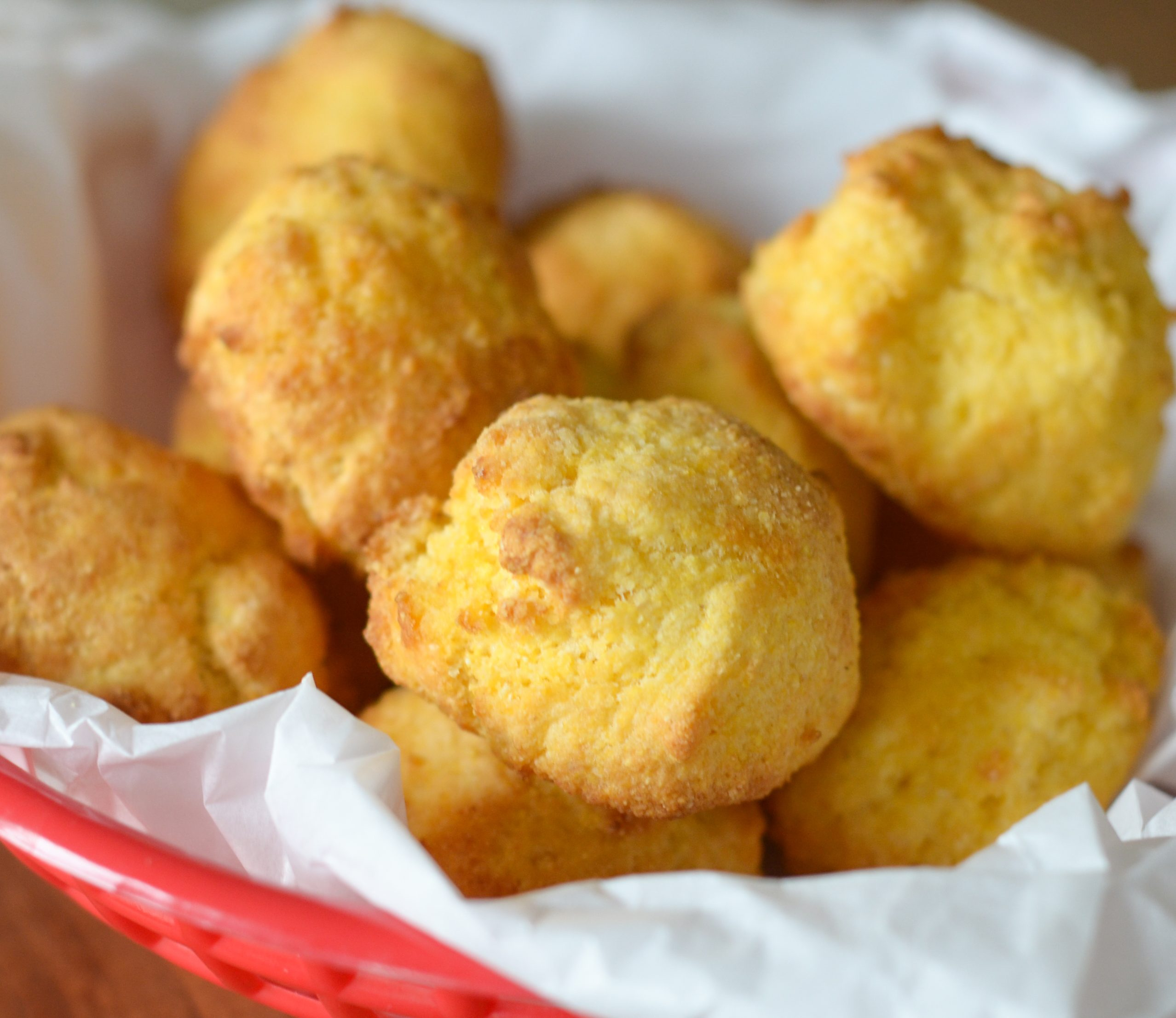 Easy Air Fryer Hush Puppies Mommy Hates Cooking