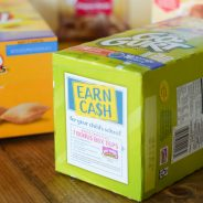 Give Back with Box Tops for Education