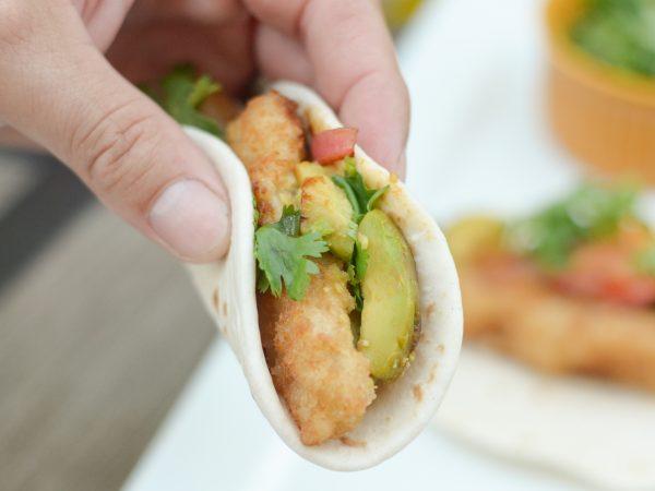 Crispy Fish Street Tacos