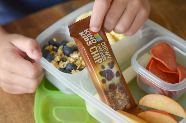 Back to School Lunches with KIND Kids™ Bars