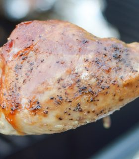 Easy Smoked Turkey Legs