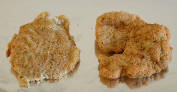 Crispy Chicken Pomodoro