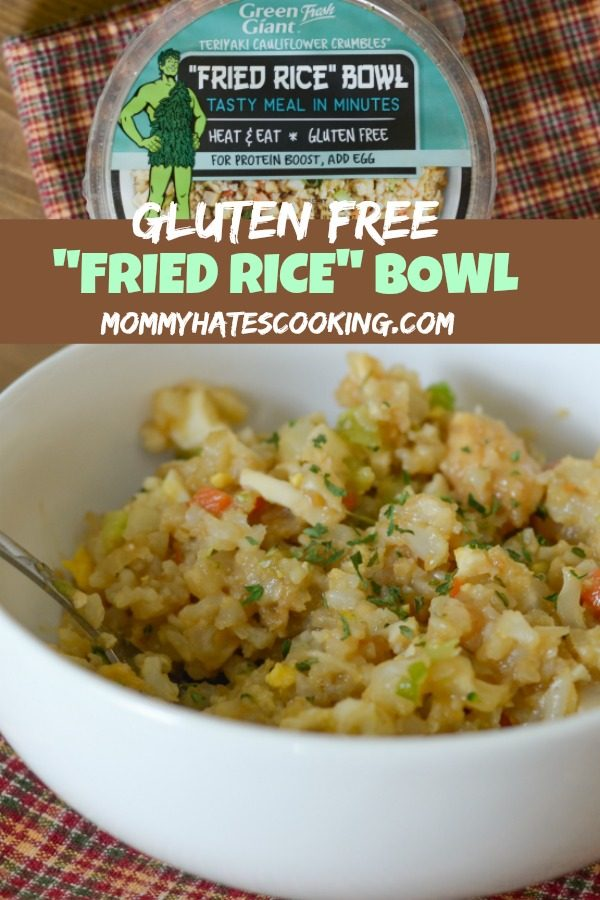 how to make fried rice with fresh rice