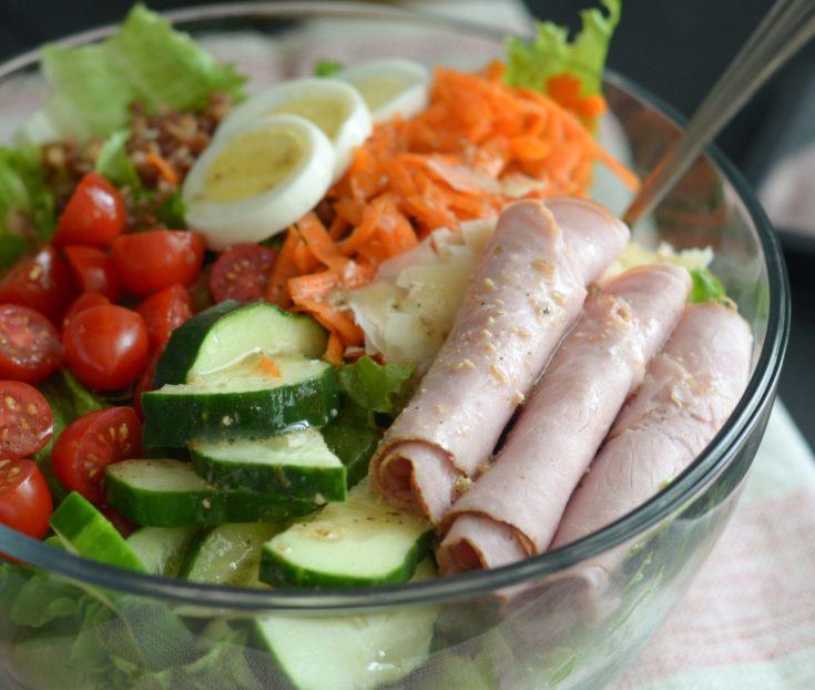 Perfect Chef's Salad