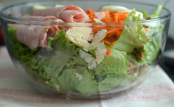 How To Make a Perfect Chef's Salad