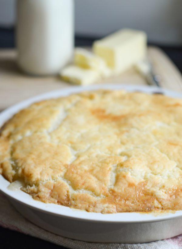 Gluten Free Creamy Chicken Pot Pie
