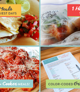 Don't Miss Eat at Home Meal Plans DEAL!