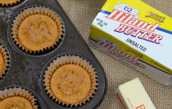 Gluten Free Pumpkin Pie Cupcakes