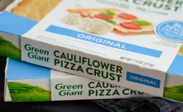 Cauliflower Stuffing & Cauliflower Pizza Crust
