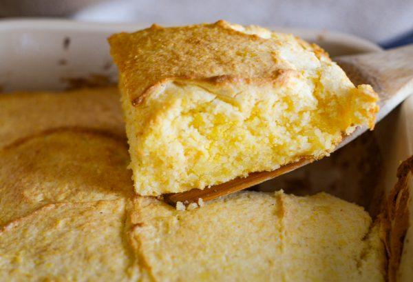 Easy Gluten Free Homemade Cornbread
