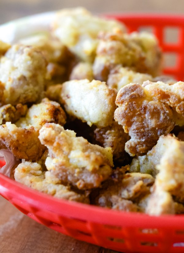 Air Fryer Crispy Chicken Nuggets