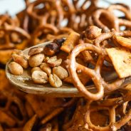 Savory Game Day Snack Mix & Party Food Tips