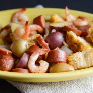 Cajun Shrimp Boil in the Air Fryer