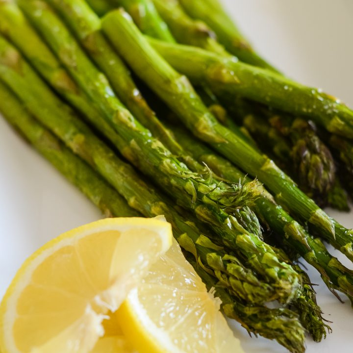 Air Fryer Seasoned Asparagus
