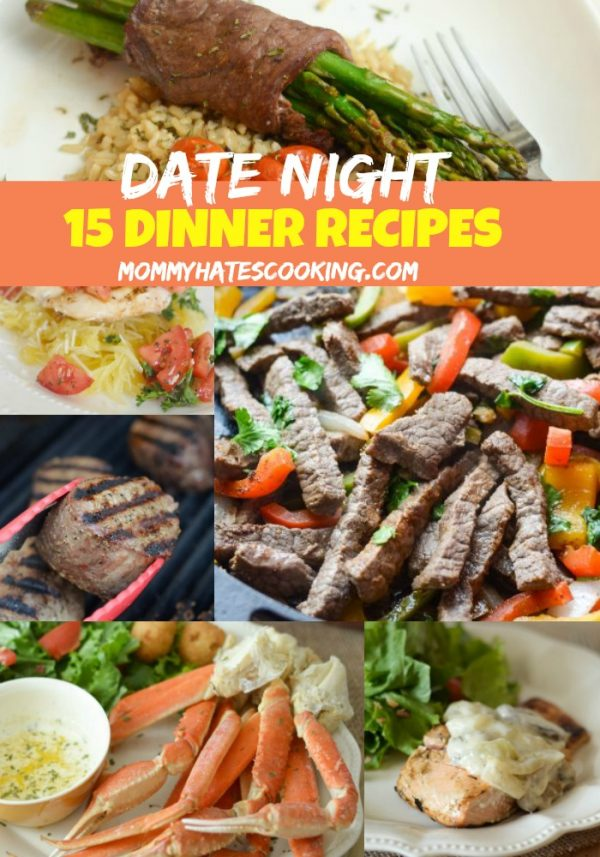 date night in recipes