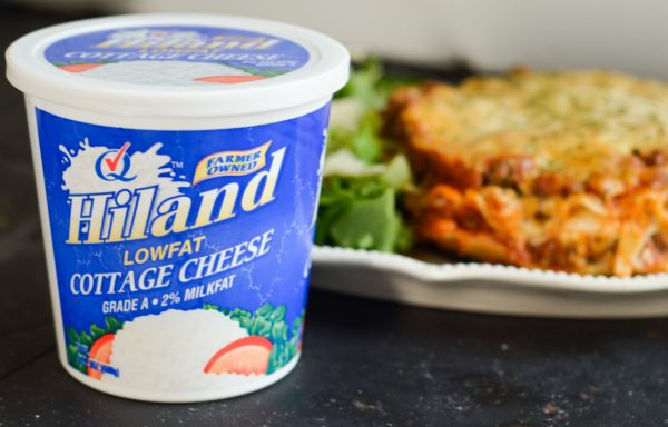 Hiland Dairy Cottage Cheese