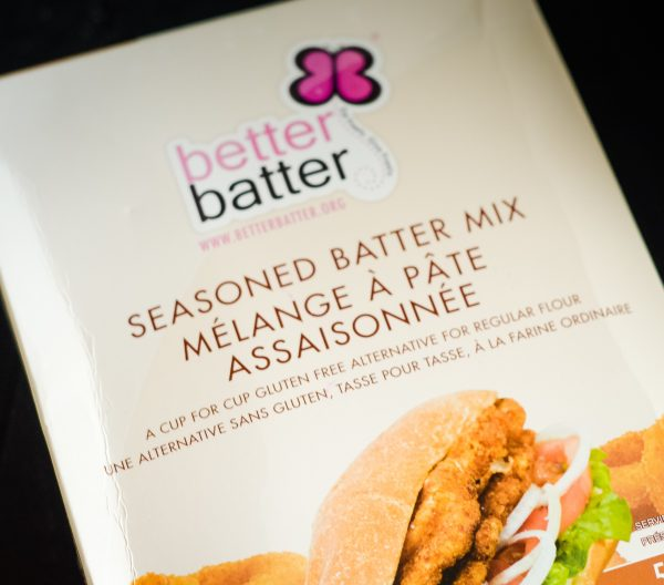 Better Batter Gluten-Free Seasoned Flour