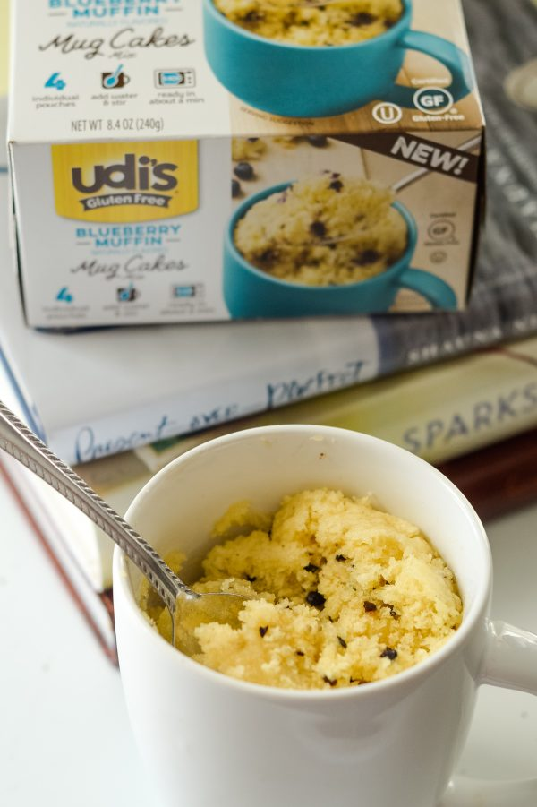 Udi's Gluten Free Mug Cakes