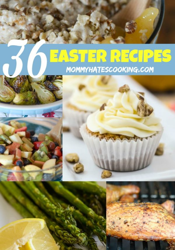 36 Easter Recipe Ideas