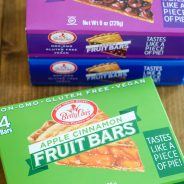 Grab a Gluten-Free Snack with Betty Lou's Fruit Bars
