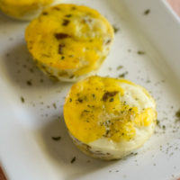 Baked Omelet Muffins