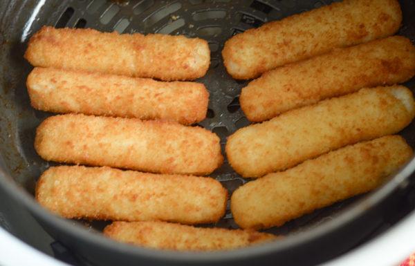 Air Fryer Fish Sticks