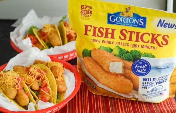 Gorton's Fish Sticks