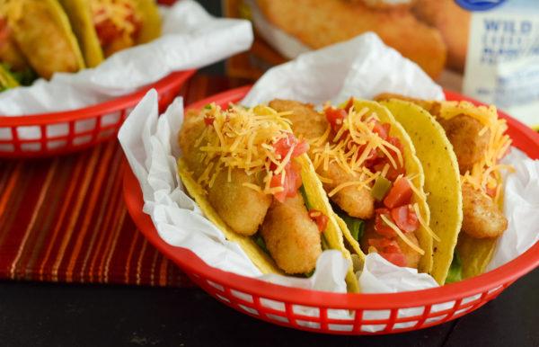 air fryer fish tacos